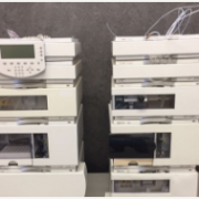 AGILENT 1200 SERIES HPLC SYSTEM AS NEW