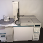 AGILENT/HP 6890/5973 GC-MS SYSTEM WITH FID